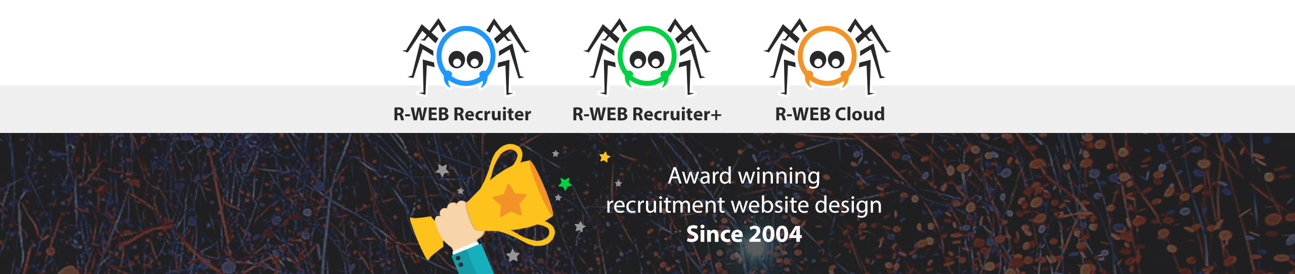 Web design for recruiters