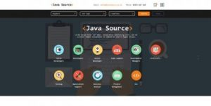 Web design for JavaScope