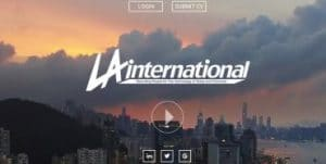 Design produced for LA international