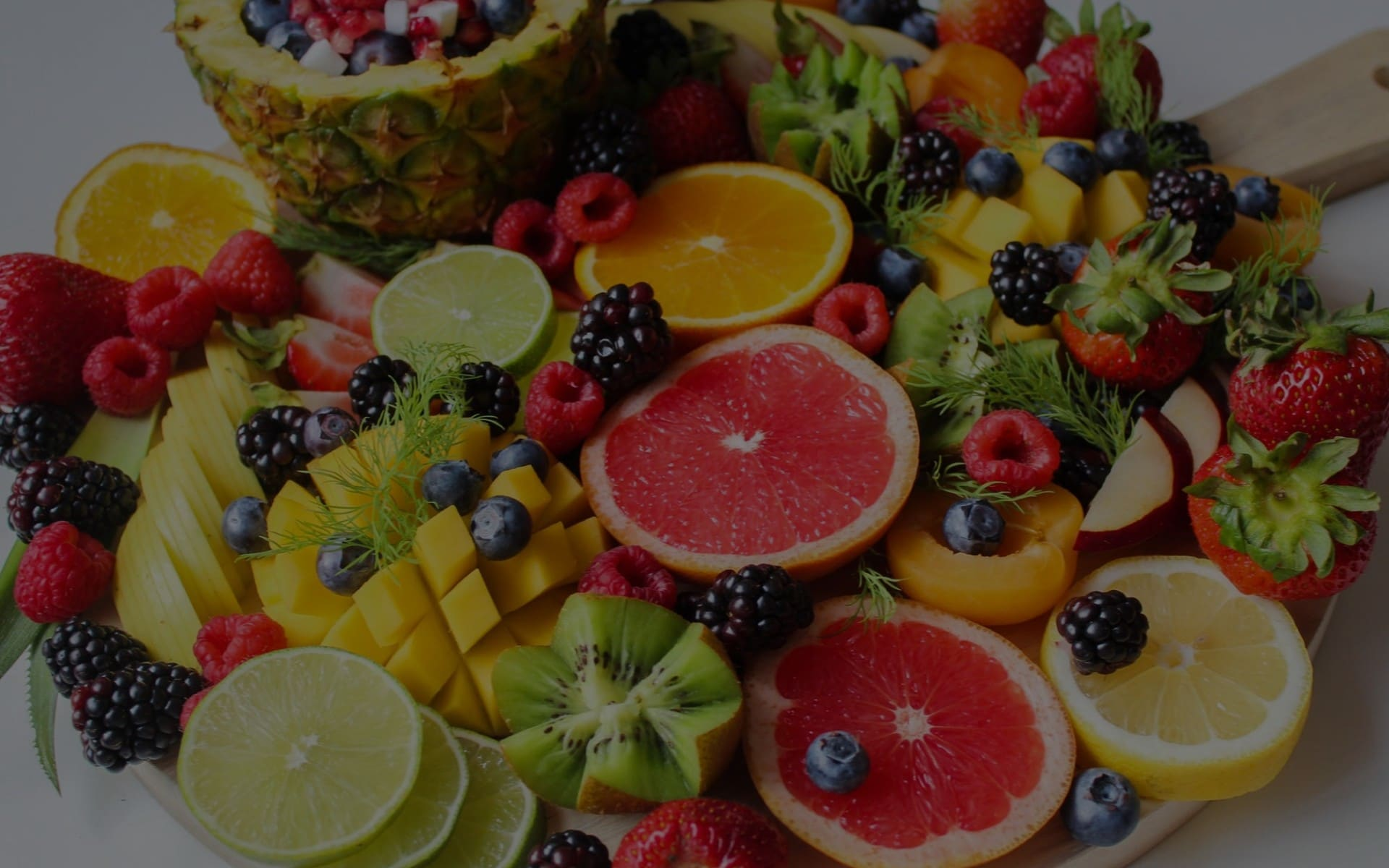 We Only Cut Prices So There Are Plenty Of Fruity Features To Choose From