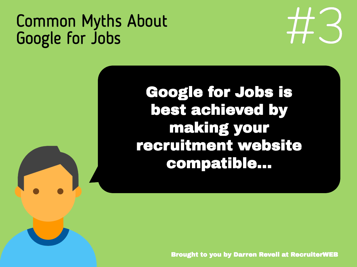 Google for jobs tip 3