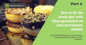 Attract employers to your recruiter site