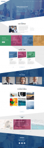 Recruitment website template
